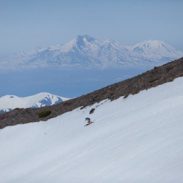 What a great idea, to meet a summer with a super pleasant summer skiing!