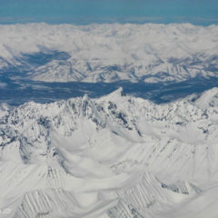Ganalsky range from aircraft