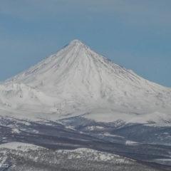 South-West slopes of Koryaksky volcano.