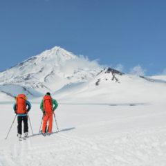 East slopes of Koryaksky volcano