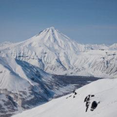 Viluchinsky volcano