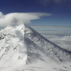 Kamen' volcano