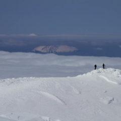 Paramushir island, Chikurachiki volcano.