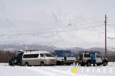 Some types of transport we use in Kamchatka