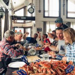 Crab party!